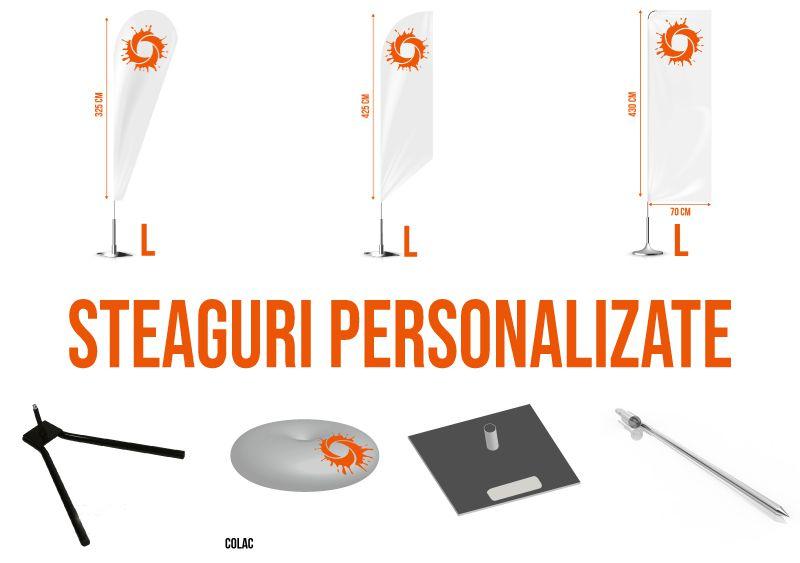 Steaguri personalizate